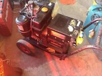 Clarke Lambardini Diesel Engine Welder