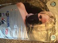 Brand new oxford neoprene and fleece face cover
