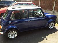 Very low mileage Mini Cooper Sport