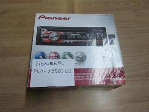Pioneer DEHX3500UI In-Dash CD/MP3/USB Car Stereo Receiver with MIXTRAX