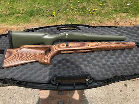H-S Precision Remington 700 S/A Stock