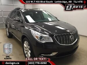 Used 2014 Buick Enclave AWD Premium-7 PASSENGER,HEATED LEATHER