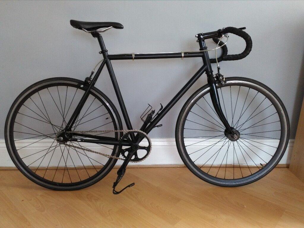 d2a31b80f34 Fixed gear racing bike
