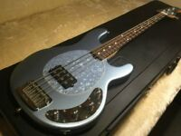 USA MUSICMAN STINGRAY CUSTOM SHOP SLO SPECIAL BASS GUITAR MINT CONDITION