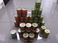 28 cans of Lilys Kitchen wet dog food inc Beef / Lamb / Campfire / Fish in Manchester