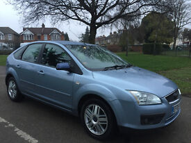 Ford Focus Ghia, 1.6 Diesel, Just Serviced, New Turbo, Long MOT, Very Economical