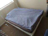 IKEA Bed + 2 mattress