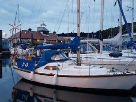 Yacht AVA Bowman 26 for sale