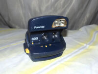 ASSORTED: RETRO & VINTAGE Polaroid Instant Cameras fully tested & working urban outfitters lomo