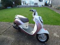 2008 Sym Mio 50cc Scooter LONG MOT
