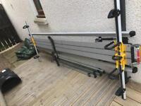 Rhino safestow 3 roof rack with bars