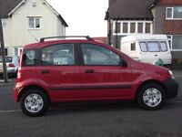 Immaculate low mileage 1 owner Fiat Panda 1.2 Dynamic