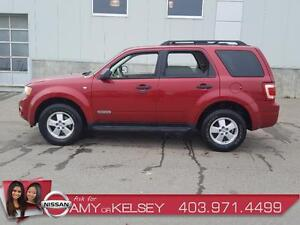 2008 Ford Escape XLT **LEATHER INTERIOR**