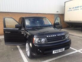 Hi here I have a Land Rover Range Rover Sports for sale very good condition 2 keys
