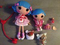 LaLaLoopsy Bundle | Nurse Rosy Bumps N Bruises, Patient Sew Cute Stumbles