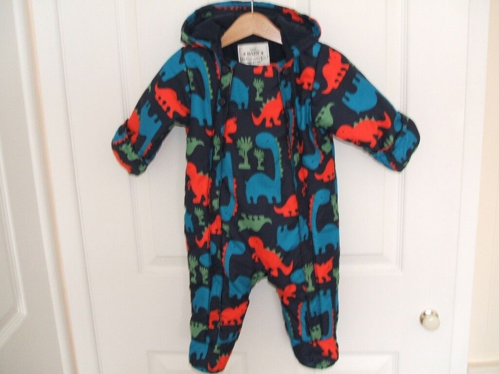 8cfebea08 Baby Snowsuit 3-6 months by M S Baby