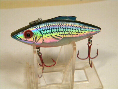 Rat-L-Trap Lipless Crankbait 3//4oz Bill Lewis Mag MG286 Blueback Herring Fishing