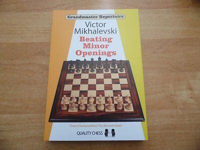 GM Mikhalevski: Beating Minor Openings Grandmaster Repertoire 19 Quality 2016