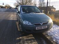 Vauxhall Cora's - Spares and Repairs