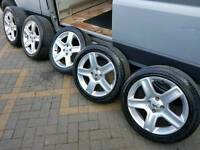 "Peugeot 17"" alloy wheels for sale"