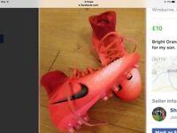 Nike Magista Obra II Football Sock boots Size 3.5