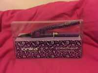 Ionika Purple Mini Hair Straighteners