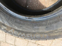 Tyre 215 70 15