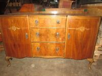 lovely original wooden drawer unit