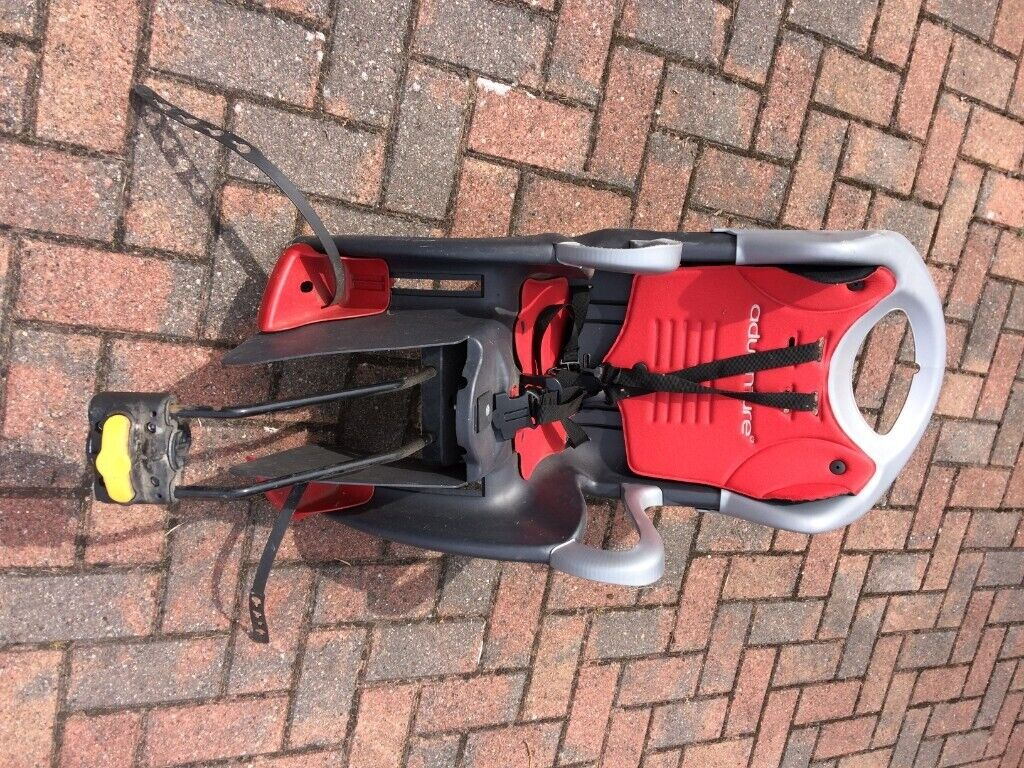 Picture of: Child S Bike Seat Halfords In Beverley East Yorkshire Gumtree