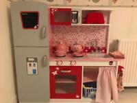 Kids Wooden Kitchen