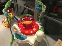 Rainforest Jumperoo (Fisher Price)