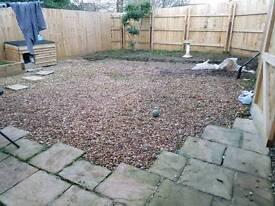 Gravel/stone chipping