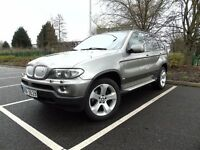 LEFT HAND drive BMW X5, Latvian reg, 2006 year, 3,0 diesel, automatic gearbox, 218 hp.