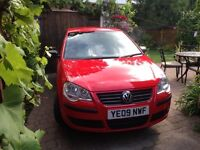 Stunning VW Polo 1.2, One lady owner from new, HPI certificate, DORSET