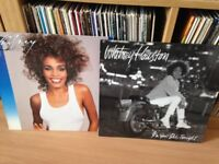 Whitney Houston vinyl