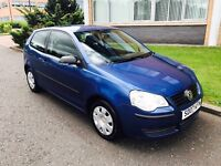 2007 vw polo 1.2 in excellent condition full service history long mot till December