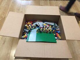 7kg loose Lego. All genuine pieces.