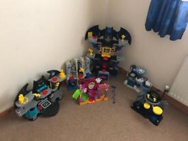Batman Toy Collection
