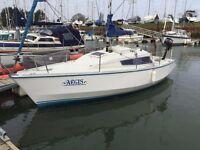 Swift 23 Yacht