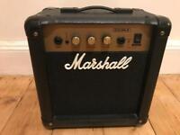 Marshall 10 way practice amp