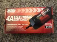 Maypole 4a electronic smart charger