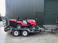 Plant Trailer 2600kg, Ideal for Mini Diggers, Quads, Ride on Lawnmowers