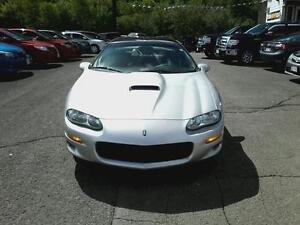 2002 Chevrolet Camaro SS Coupe T-Top