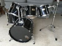 Pearl SLX Session Elite. Piano Black