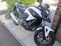 Honda NC750XA 2014 - Very low mileage