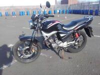 Kymco Pulsar 125 S 2014 Training bikes