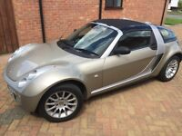 Smart Roadster Coupe (2004) 50,800 miles