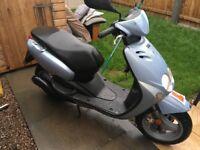 Yamaha yn 50 neo's 2 stroke 50 cc