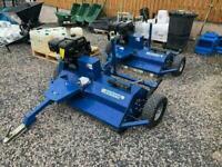 New Quad atv flail mower