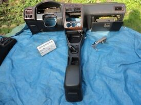 LEFT HAND DRIVE DASHBOARD FOR TOYOTA AVENSIS
